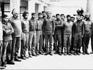 Indian Prisoners of War captured and detained by the Pakistani security forces during the 1971 Indo-Pak War