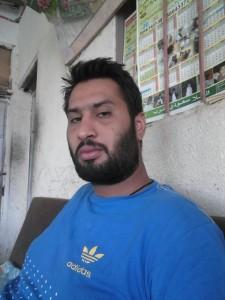 26 year old Amritpal Singh from Gurdaspur, Punjab